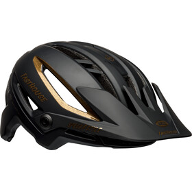 Bell Sixer MIPS Casco, matte/gloss black/gold fasthouse